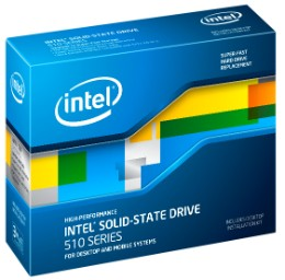 Intel анонсировала новую серию SSD-накопителей 510 Series
