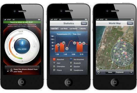Rомпания «Эппл» - один из крупнейших производителей айфонов и смартфонов - не разрешила публиковать приложение, созданное для измерения уровня микроволного излучения смартфона iPhone.