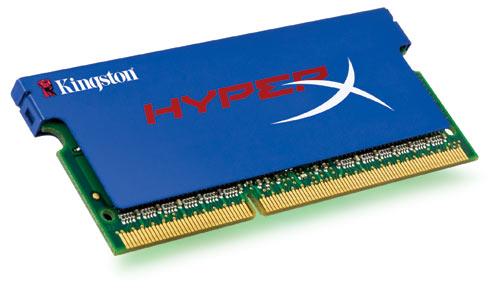 Быстрые модули памяти Kingston HyperX