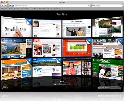 Браузер Apple Safari взломали за 5 секунд