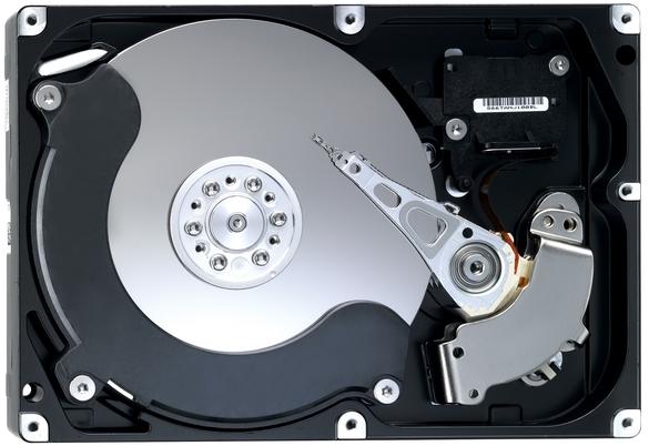 4Tb жесткие диски возможны - Samsung создала пластину в 1 Tb