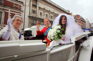 Британским королевским свадьбам посвятили приложение для iPhone