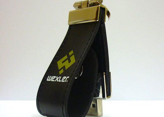 USB-флеш накопитель, WEXLER, 16Gb