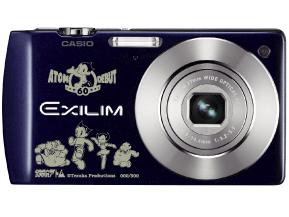"""Ограниченная серия камеры Casio Exilim """"Astro Boy"""""""