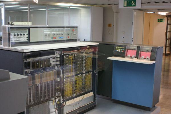 Легендарное семейство компьютеров IBM System/360