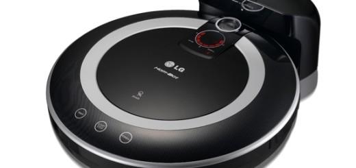5-ое поколение роботов-пылесососов - LG Hom-Bot