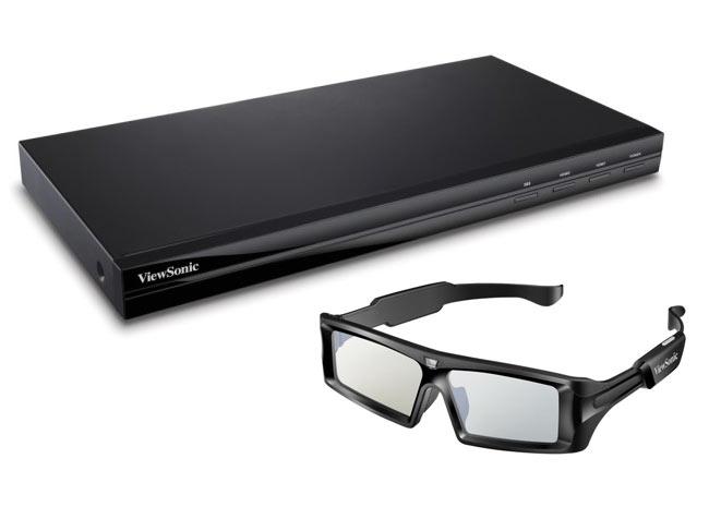3D конвертер Viewsonic для DLP проекторов