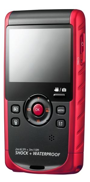 видеокамера Samsung W200