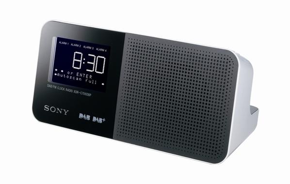 Sony представляет первые DAB+ радиоприемники