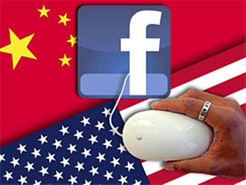 Facebook ищет выход на китайский рынок при помощи Baidu