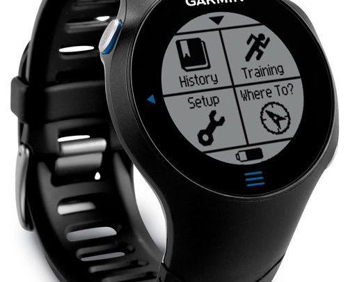 Часы Garmin Forerunner 610 для спортсменов