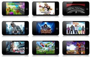 Apple iOS игры