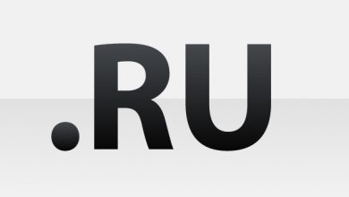 семнадцать лет домену .ru