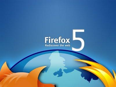 Бета версия Mozilla Firefox 5 доступна для скачивания