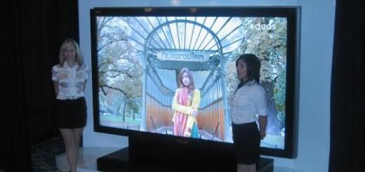 Первый в мире телевизор стандарта Super Hi-Vision с ультравысоким разрешением картинки появится на рынке уже в ближайшее время.