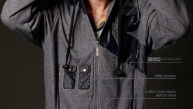 Filmore Hoodie with HB3 Technology