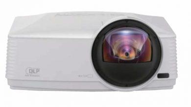WD380U-EST DLP Projector