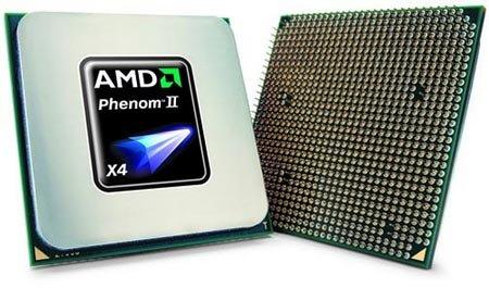 AMD выпускает скоростной процессор 3,7 Ггц Phenom II