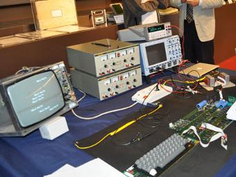 В Италии оживили первый компьютер компании «Эппл».