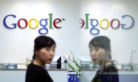 Офис Google в Южной Корее подвергся обыску