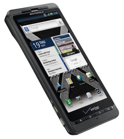 Motorola представляет Droid X2