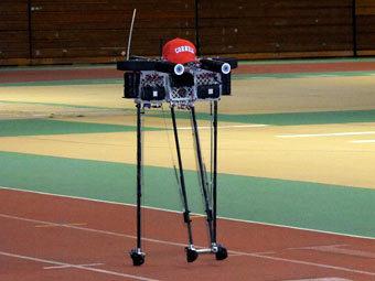 Робот тостер, получивший имя Ranger, установил новый рекорд.