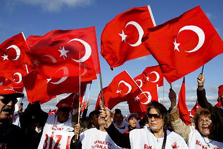 Жители Турции протестуют против интернет-цензуры