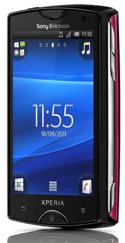 Sony Ericsson обновила линейку смартфонов XPERIA