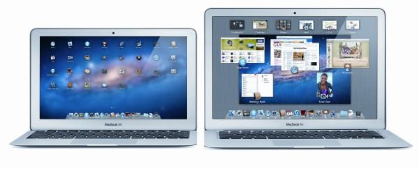Новые Mac mini и MacBook Air