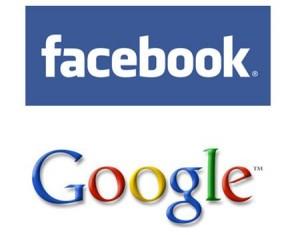 Facebook удаляет объявления о Google+