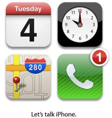 презентация iPhone5