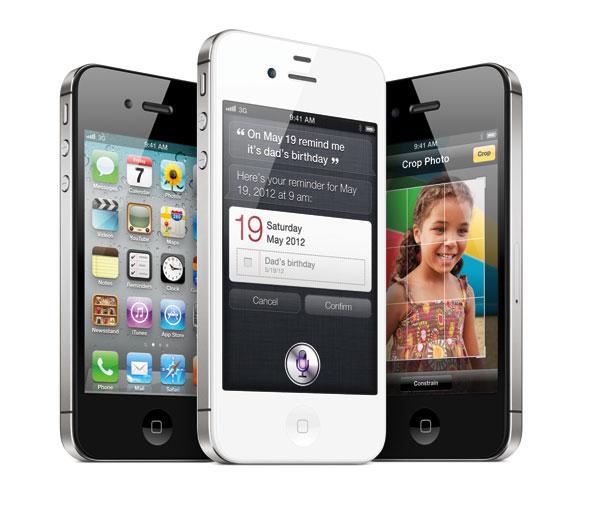 Apple презентовала новый iPhone 4S