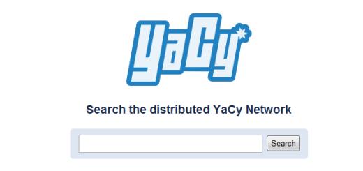 поисковик YaCy