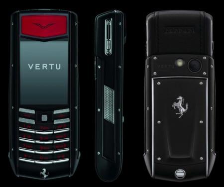Nokia продает Vertu