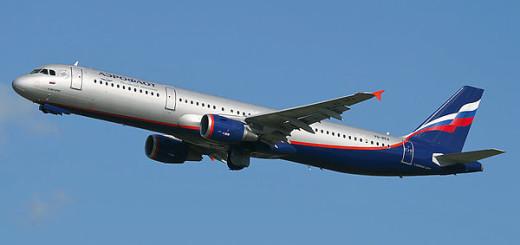 Еще один самолет с интернетом от Аэрофлота