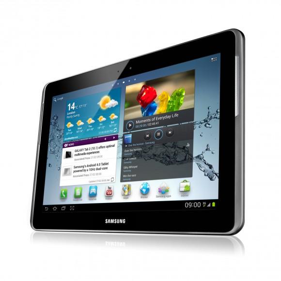 10ти дюймовый Samsung Galaxy Tab 2
