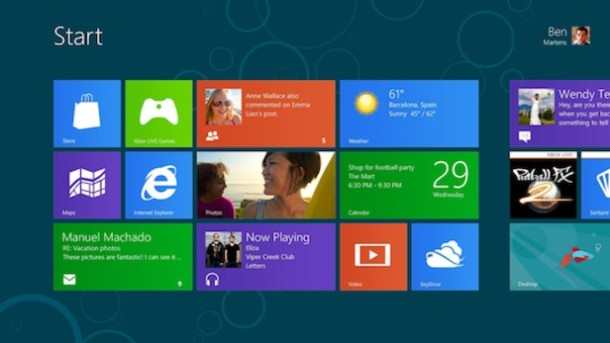 Бета-версия Windows 8 доступна для публичного скачивания