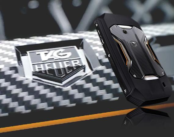 Смартфон Racer от TAG Heuer