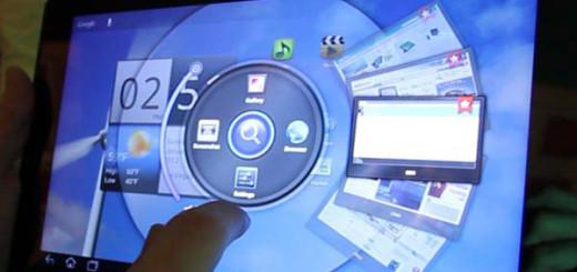 Acer Iconia Tab A700 в России