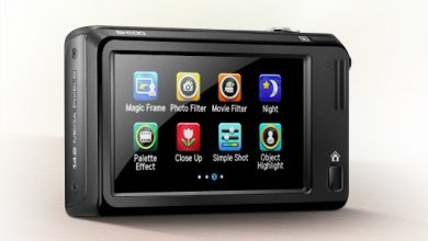 Android фотоаппарат от Samsung