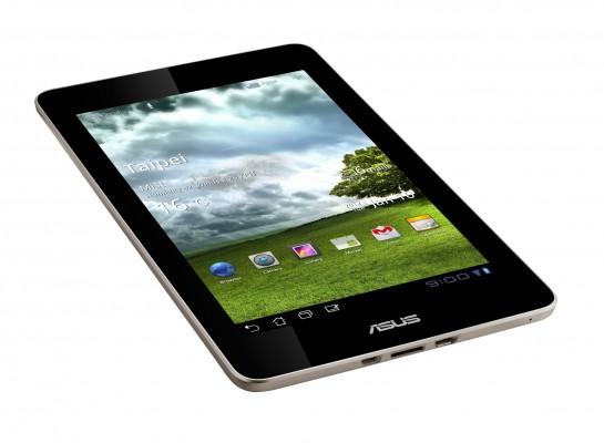 Цена Google Nexus Tablet от Asus