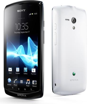 Sony Xperia Neo L MT25i с Android 4.0 на борту