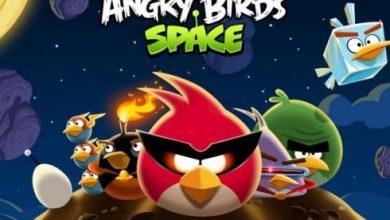 Angry Birds Space. 10 млн скачиваний за три дня