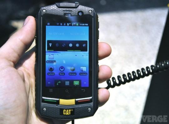 CAT B10 от Caterpillar