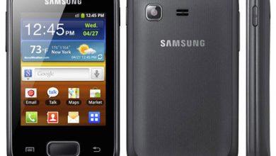 смартфон Samsung Galaxy Pocket