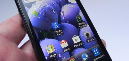 LG Optimus LTE P936 фото