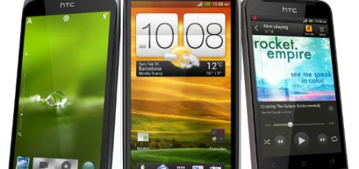 Серия смартфонов HTC One