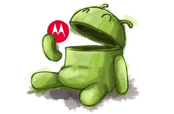Google собирается продавать Motorola