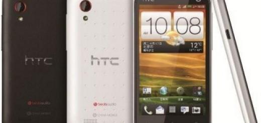 Новые HTC Desire представлены в Китае