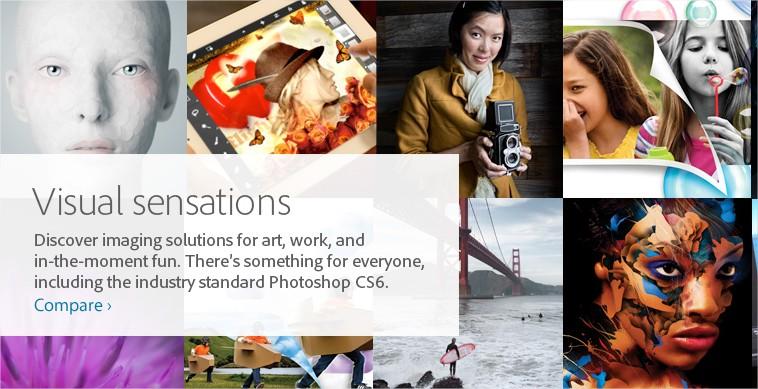 Начинаются продажи Adobe CS6